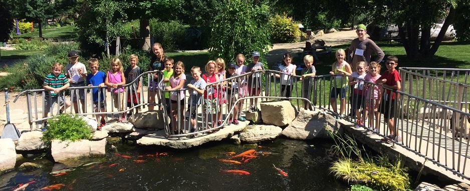 idaho botanical gardens summer camps stem action center - Idaho Botanical Garden