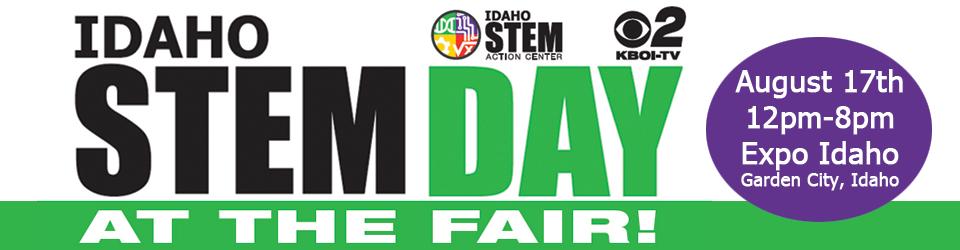 Idaho STEM Day at the Fair