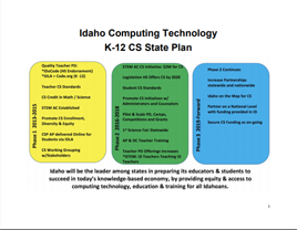 Computer Science State Plan PDF Document
