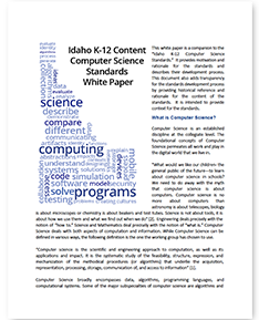 Computer Science White Paper PDF Document