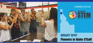 View and download the pdf for Bright Spot: Priest River Lamanna High School