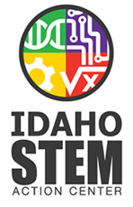 STEM Logo Vertical Color