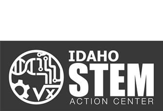 STEM Logo Horizontal White