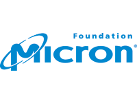 Gold Sponsor - Micron Foundation
