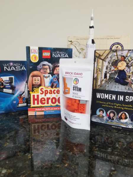 Women in Space Lego & Book Set Giveaway for May 2019