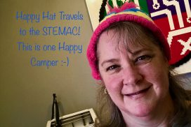 Lynnea Shafter at STEM AC