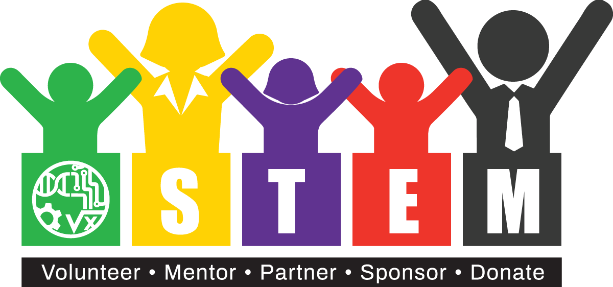 Get Involved with STEM - Volunteer - Mentor - Partner - Sponsor - Donate