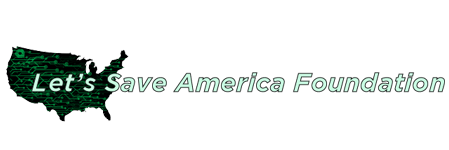 Let's Save America Foundation Website