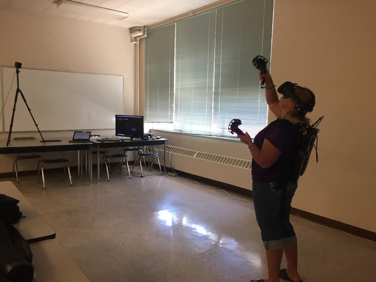 Virtual Reality Strand