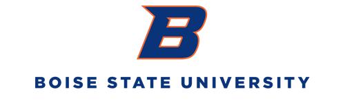 Boise State University - ISEF 2020