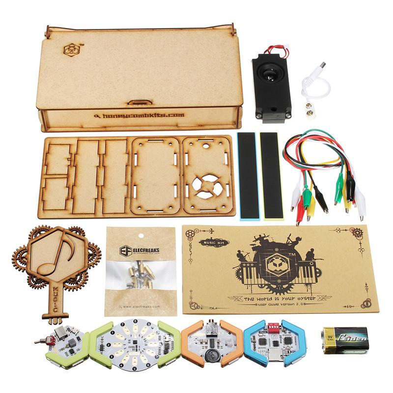 HoneyComb Music Kit