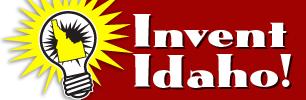 Invent Idaho! Logo