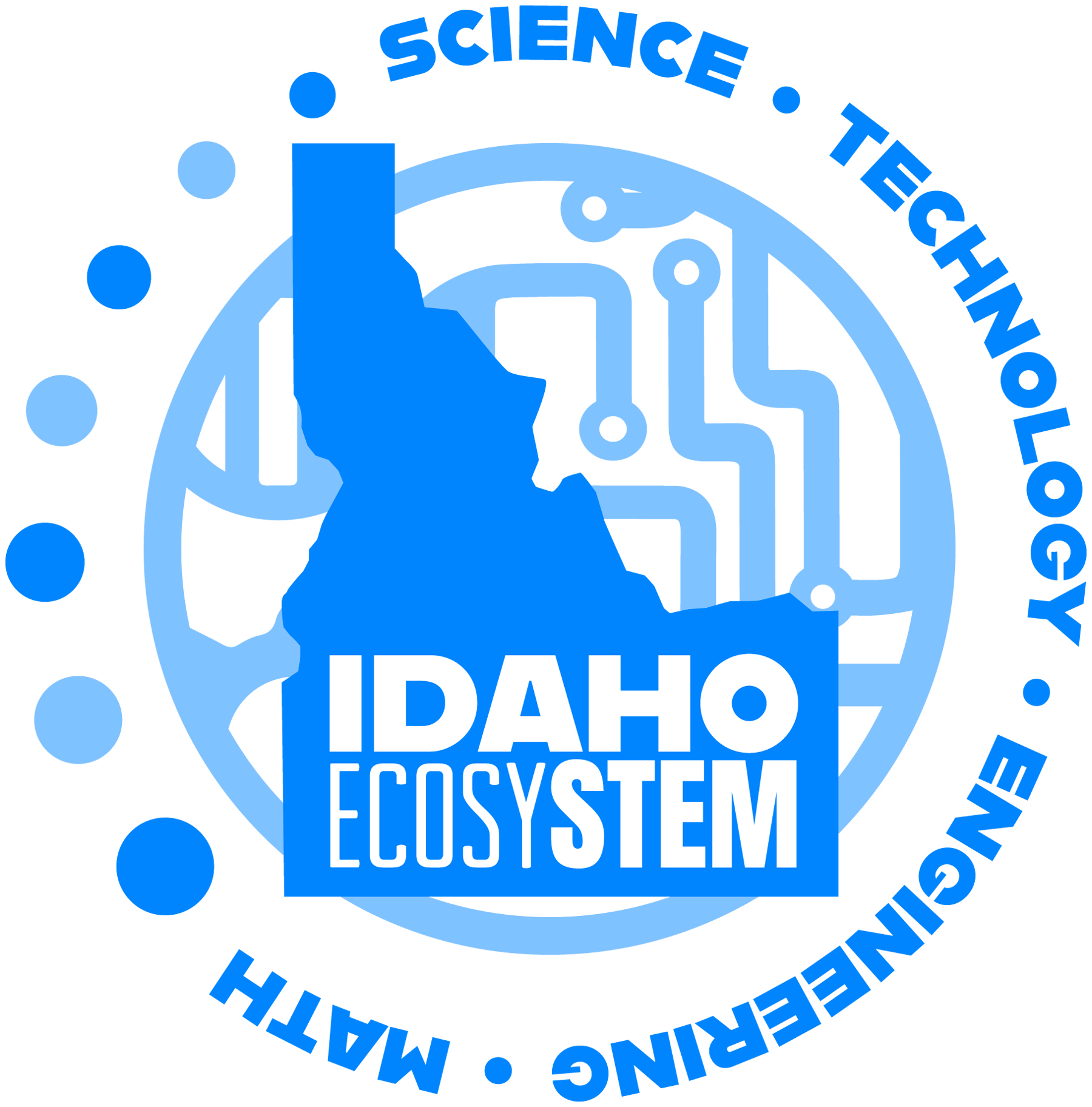 EcosySTEM logo Blue JPG Format