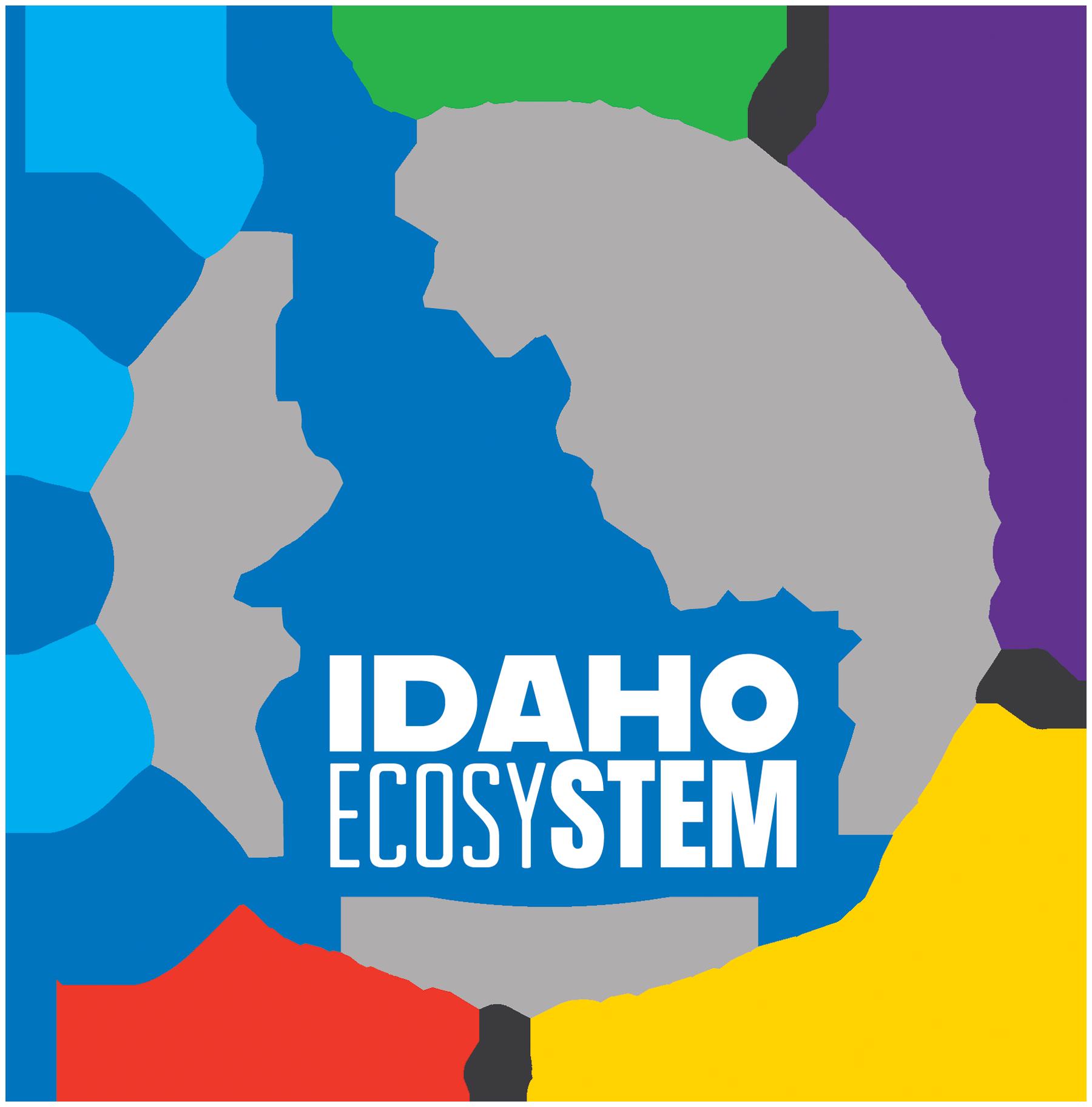 EcosySTEM logo COLOR PNG Format