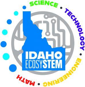 Idaho STEM EcosySTEM color logo in JPG format