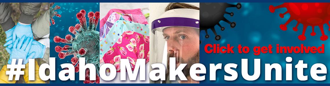 #IdahoMakersUnite