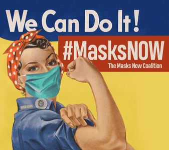 #MasksNOW