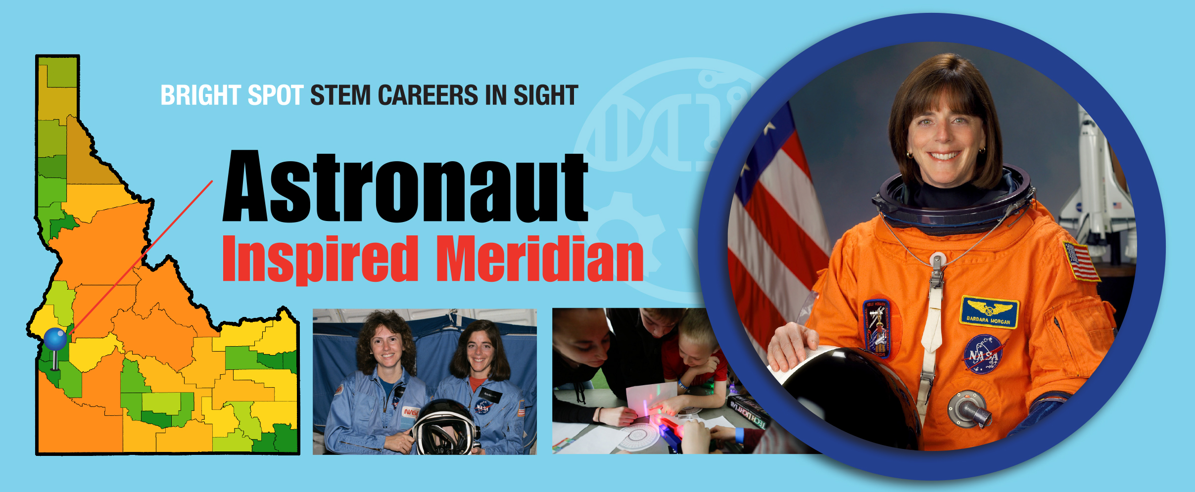 Bright Spot: Astronaut Inspired Meridian