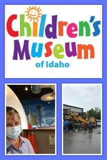 Lynnea at Children's Museum of Idaho