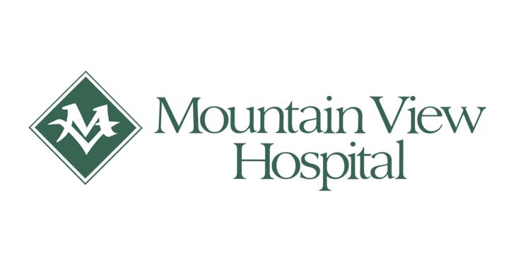 Mountain View Hospital Website