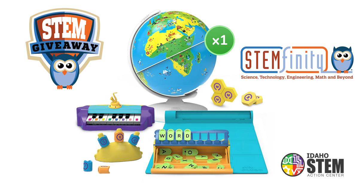 STEM AC April Facebook Giveaway