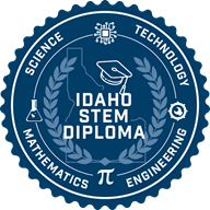 STEM Diploma Seal