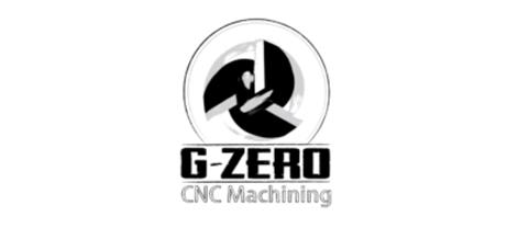 G-Zero CNC Machining Website