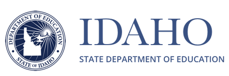 Idaho State Department of Education Website
