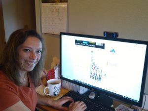 Megan Weaver at Idaho STEM Action Center