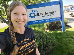 Michelle McCullough at Bay Shore Systems