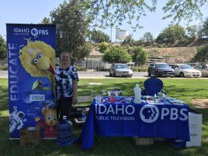 Lynnea Shafter at Idaho Public TV