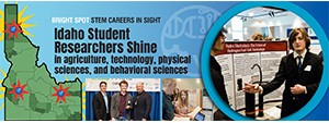 View and download the pdf for Bright Spot: Idaho Science and Engineering Fairs 2020