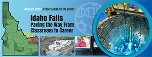 View and download the pdf for Bright Spot: Idaho National Laboratory (INL) Externship 2020