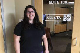 Amanda Harris externship at Allata