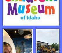 Lynnea Shafter externship at Children's Museum of Idaho