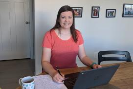 Carissa Hale externship at Workforce Development Council