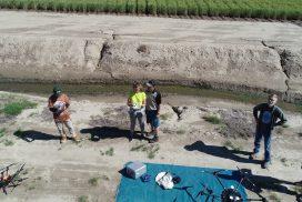 Maddie Dew externship at Idaho Drone League (UofI)