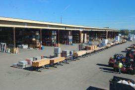 Lloyd Verhage externship at Franklin Building Supply