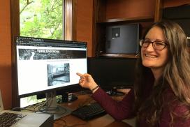 Heather Branstette externship at, Gravis Technology
