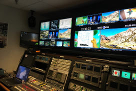 Lindley Ballen externship at Idaho Public Television