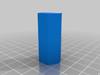 Hexagonal Crystal 3D Print