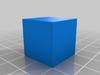 Isometric Crystal 3D Print