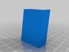 Monoclinic Crystal 3D Print