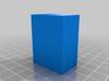 Orthorhombic Crystal 3D Print