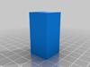 Tetragonal Crystal 3D Print
