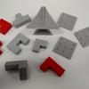 11 Piece Braille Puzzle