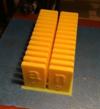 Braille Alphabet Letters Tiles Project