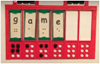 Braille Flashcard Slot Holder