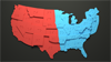 Braille USA Map Project